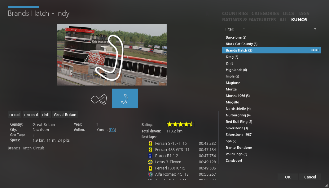 content manager assetto corsa full